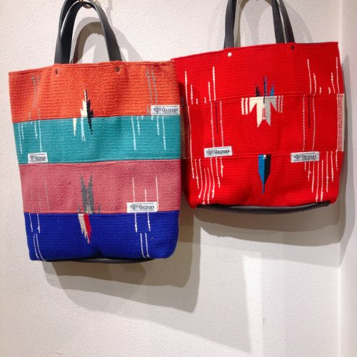MB別注ORTEGA panel TOTE BAG